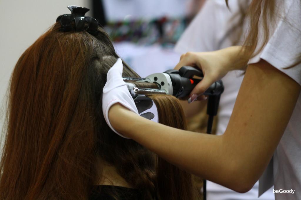 укладка волос (приморский район)
