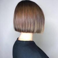 Ботокс для волос на короткие. Если хочется, чтобы стрижка «лежала» как надо, — звоните и записывайтесь! И подстрижём, и ботокс сделаем!