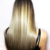 Сияние шёлка: выпрямление волос составом Иноар по супер акции от be Goody