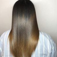 Блеск и гладкость: кератиновое выпрямление волос от мастера салона be Goody