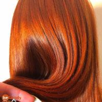 Вот такие роскошные сияющие волосы получаются после процедуры ботокса у нашей Анны!