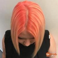 Нежный персиковый от стилиста Марии