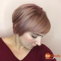 Окрашивание волос и стрижечка для Светланы