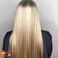 Песочный блонд от мастера Анны