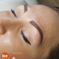 перманентный макияж (татуаж) бровей в СПб